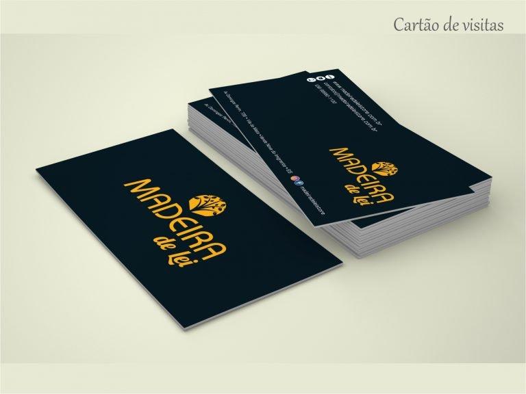 cartão-de-visitas